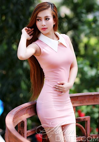 Pretty Asian Member Thi Truc From Ho Chi Minh City 26 Yo