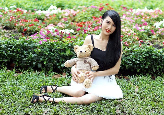 Beautiful Vietnam member Thi Bich Tuyen (Elena) from Ho